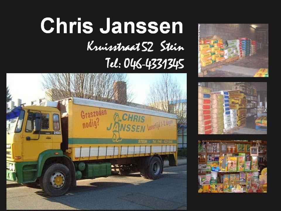 Chris Janssen Graszoden