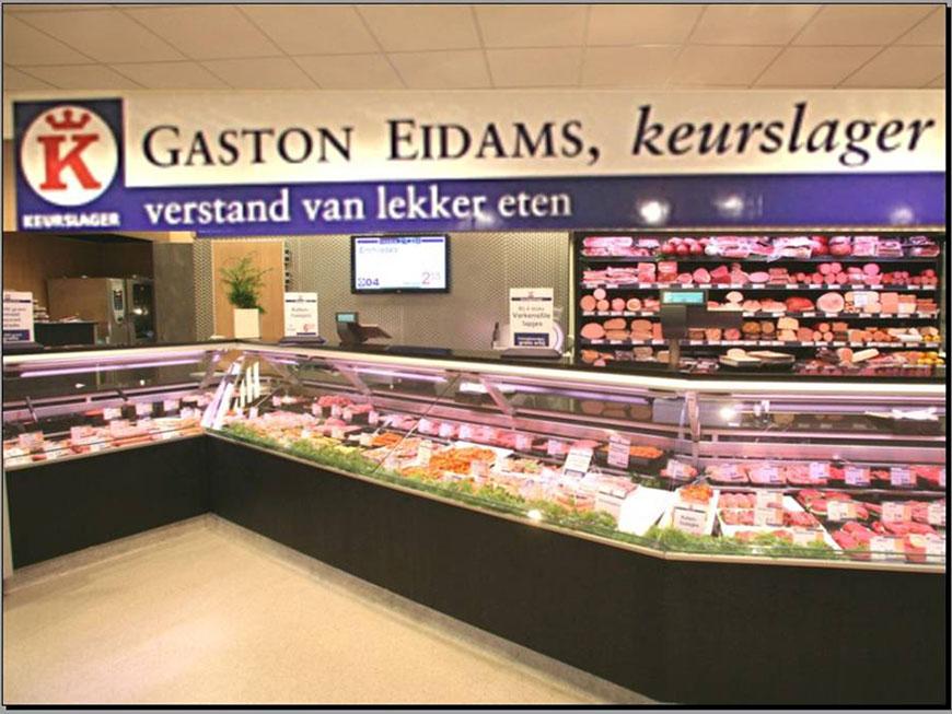 Keurslagerij Gaston Eidams