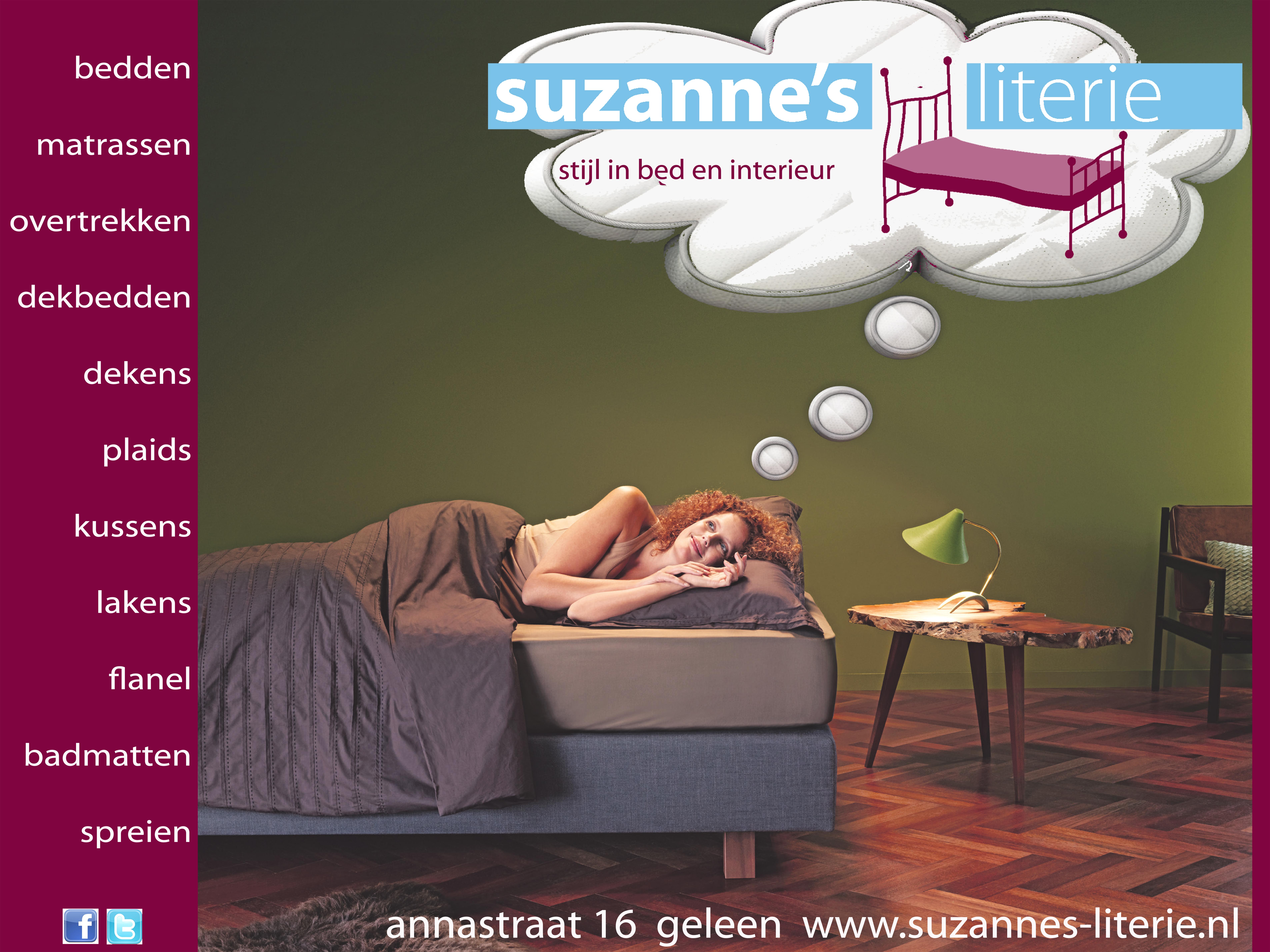 Suzanne's Literie