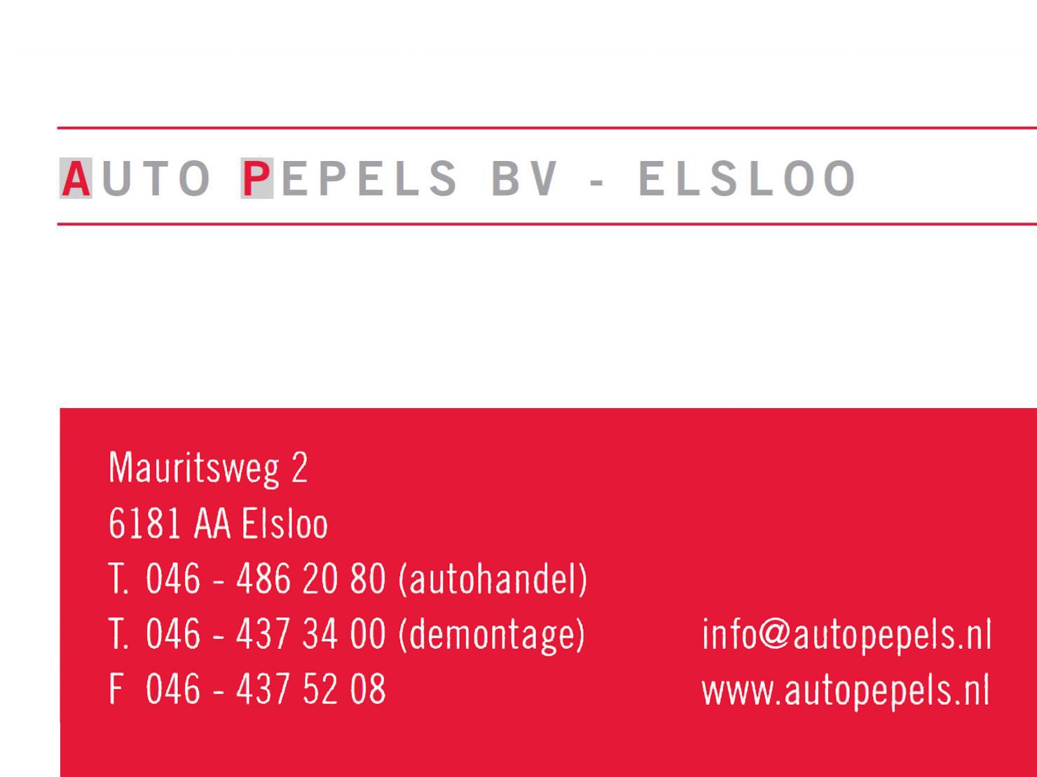 Auto Pepels B.V.
