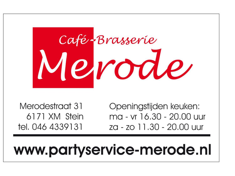 Café - Brasserie Merode