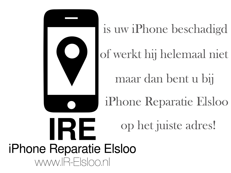 IRE iPhone Reparatie Elsloo