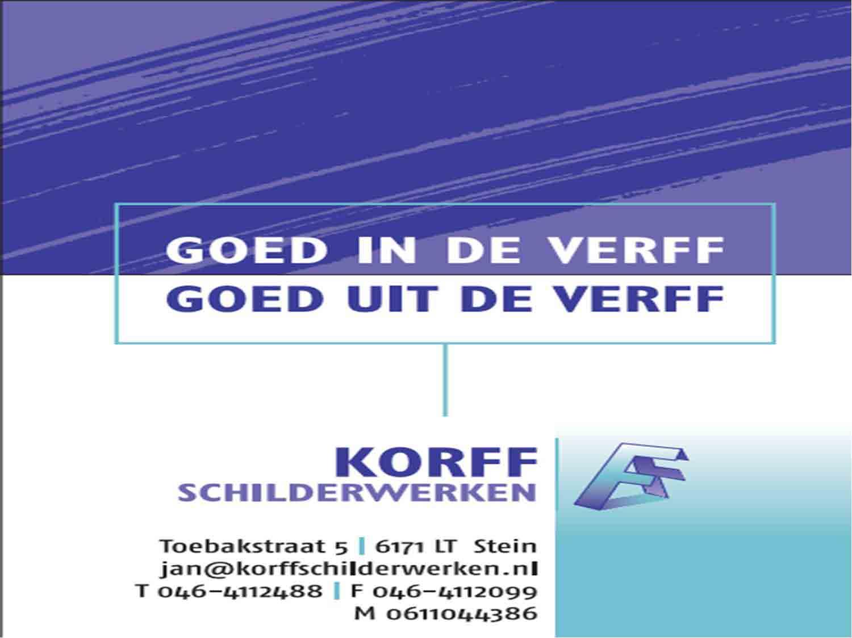 Korff Schilderwerken B.V.