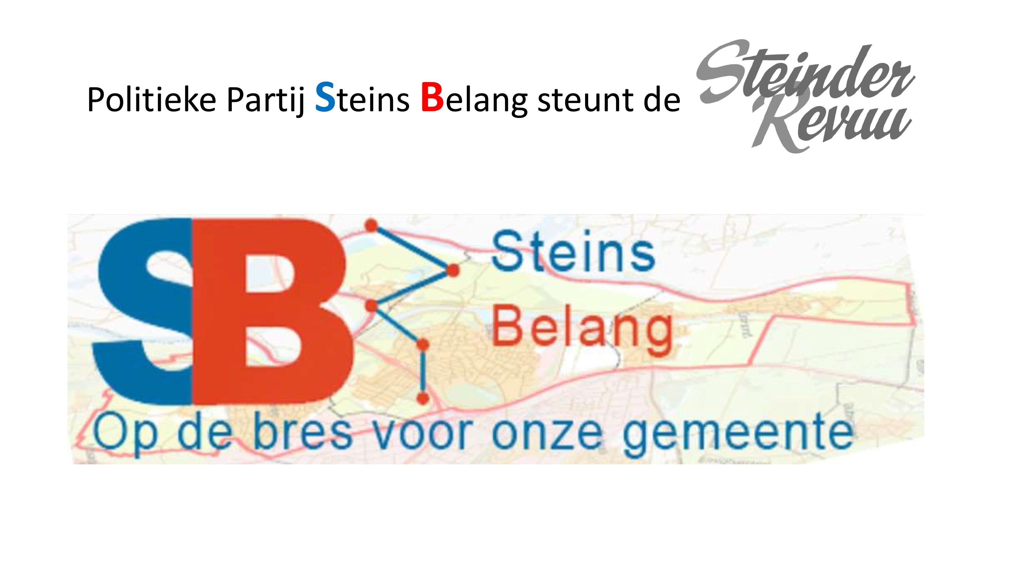 Politieke Partij Steins Belang