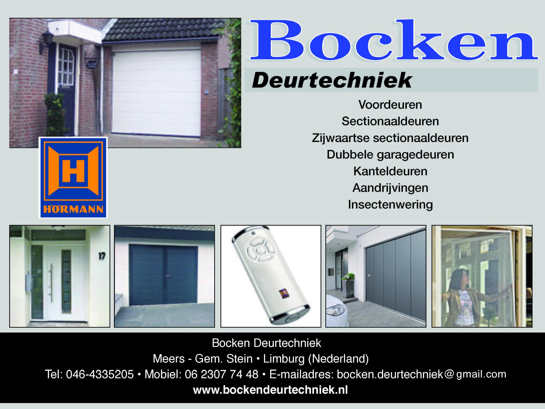 Bocken Deurtechniek Stein