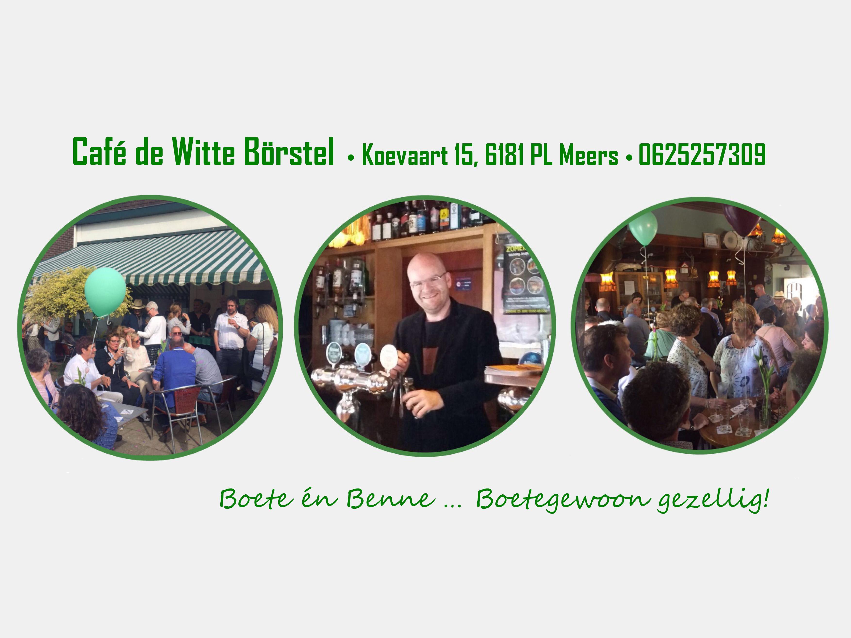 Café de Witte Börstel